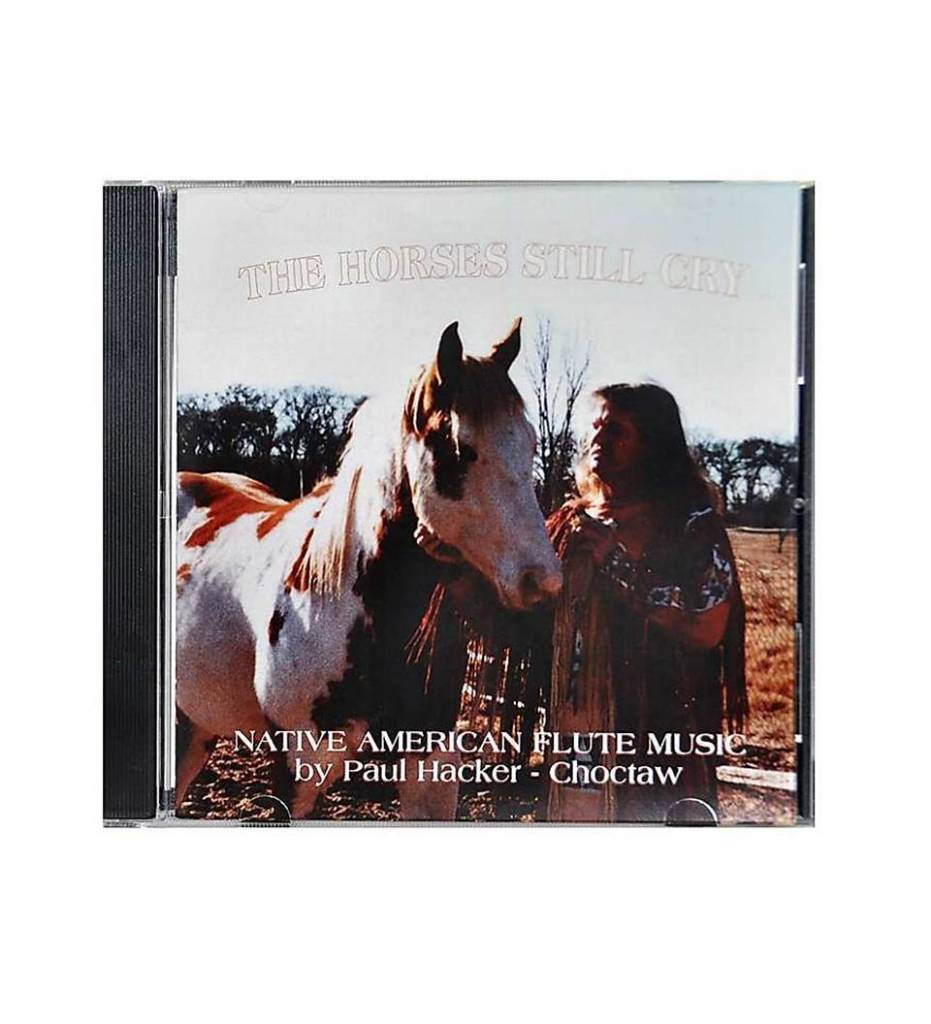 "PH ""The Horses Still Cry"" Flute Music by Paul Hacker CD"