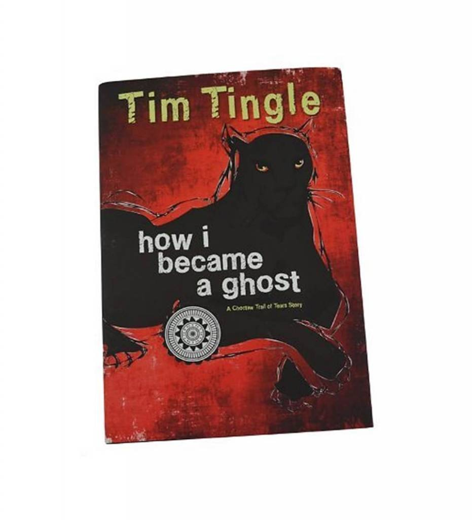 "how i became a ghost"" (How I Became a Ghost Series) - Hardback – June 2013 by Tim Tingle (Author)"