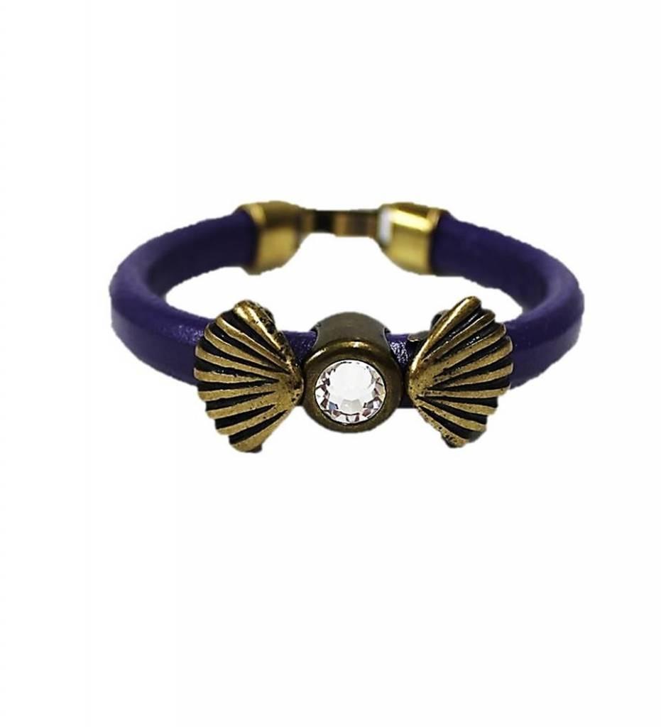 *TS Licorice Purple Bracelet