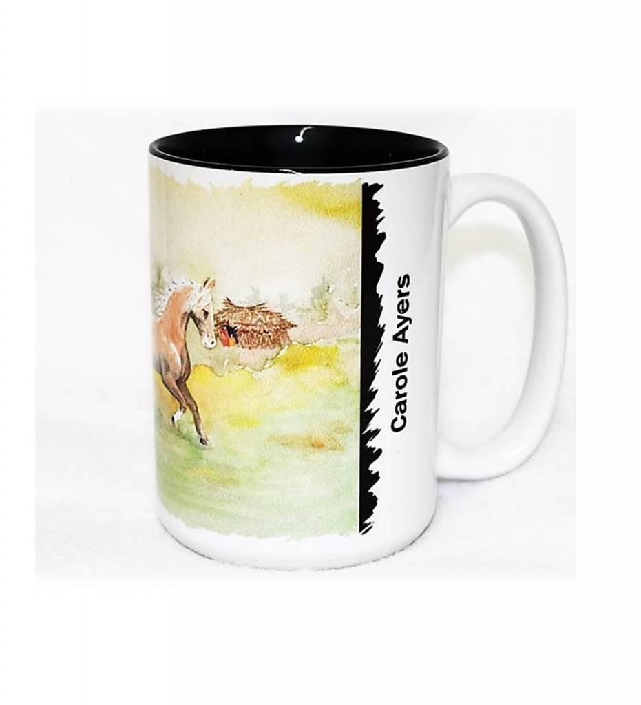 "CA ""Early Evening Romp"" Coffee Mug"
