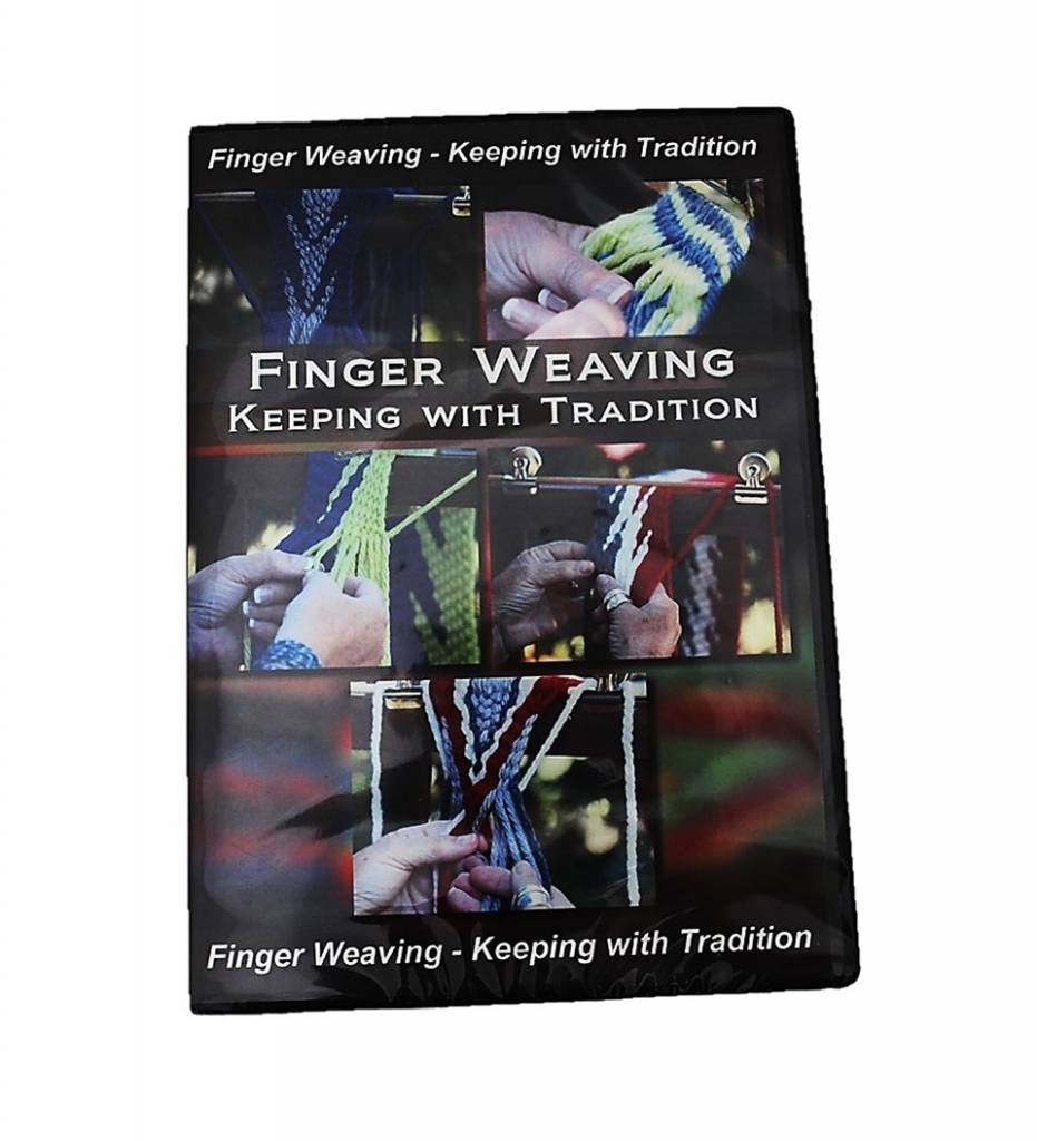 *LLR Finger Weaving - Keeping with Tradition DVD