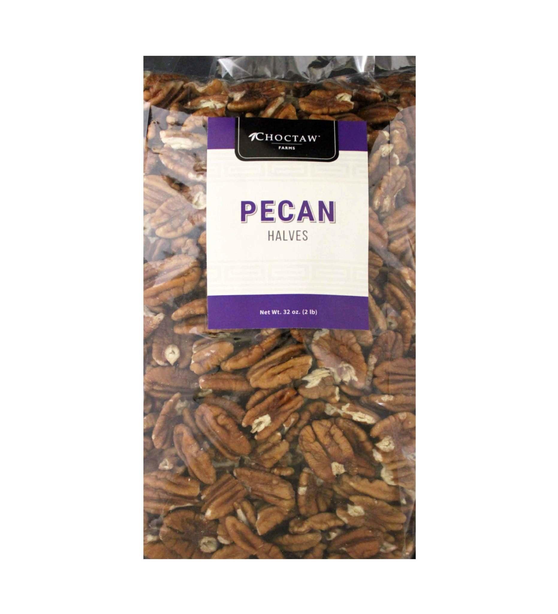 Choctaw Farms Pecans (2 lbs. Halves)