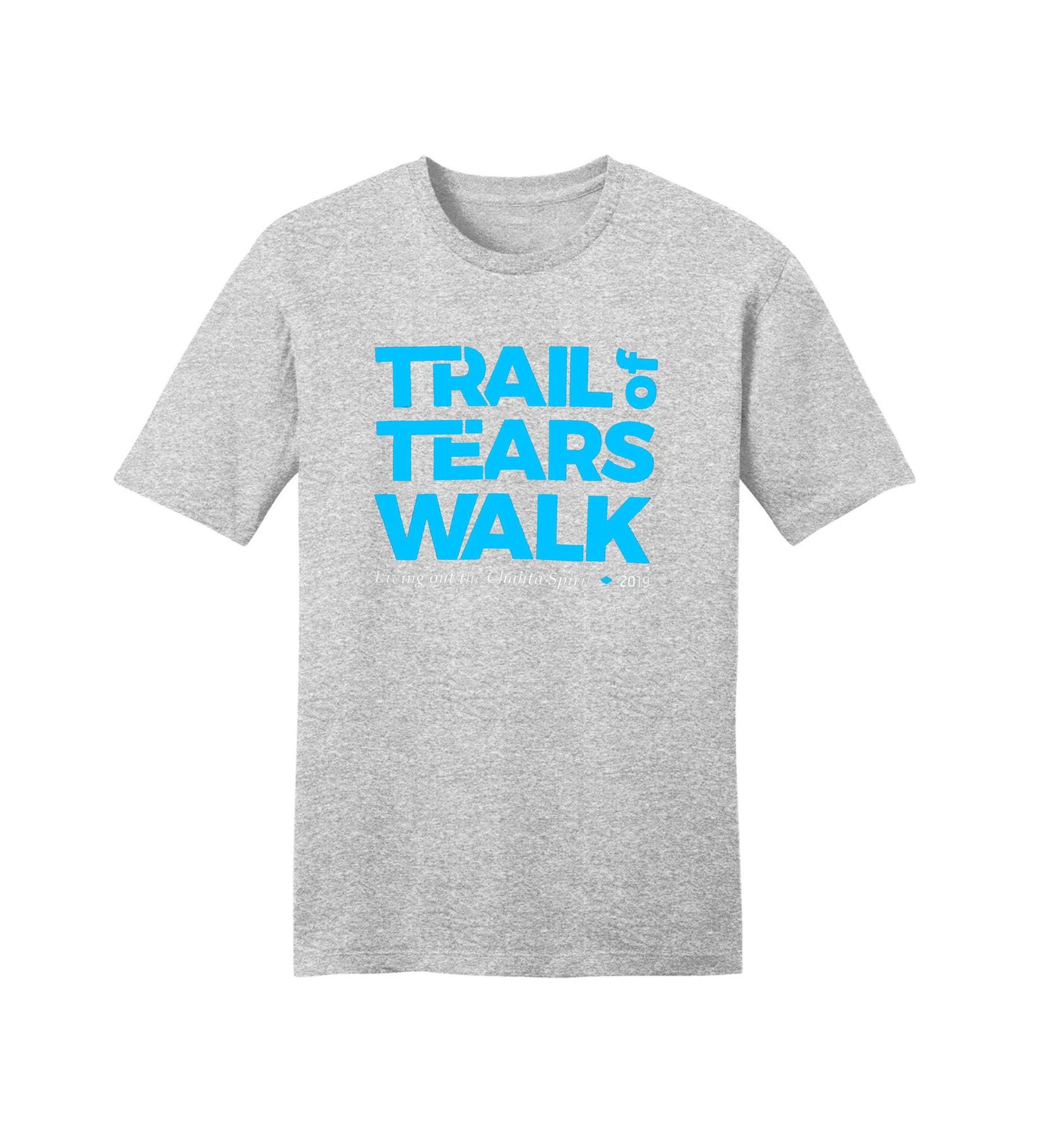 Trail of Tears Shirts 2019