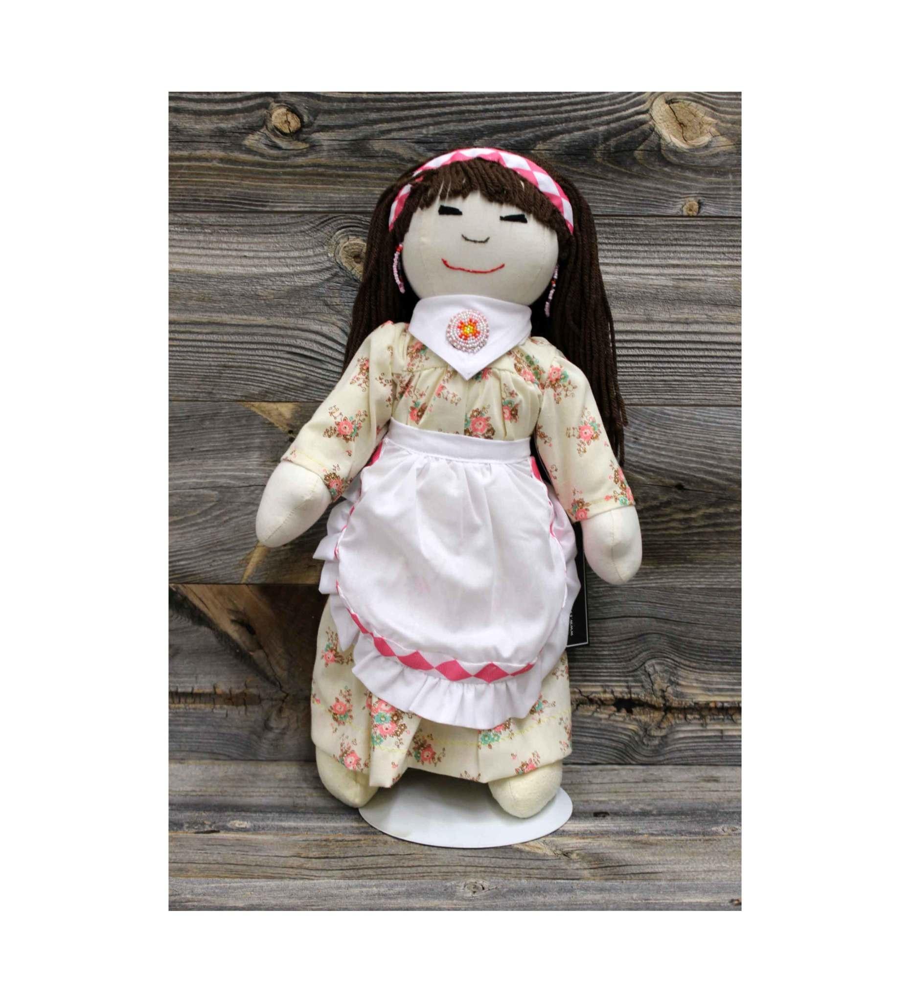 *EF Choctaw Doll  LaHoma 005