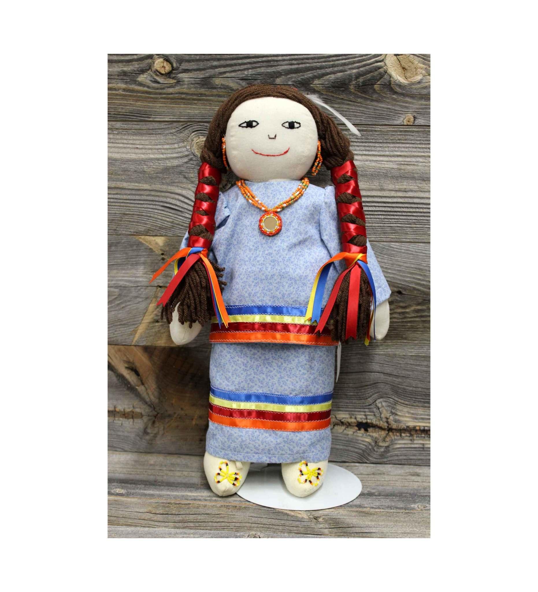 *EF Choctaw Doll  Cheyenne 006