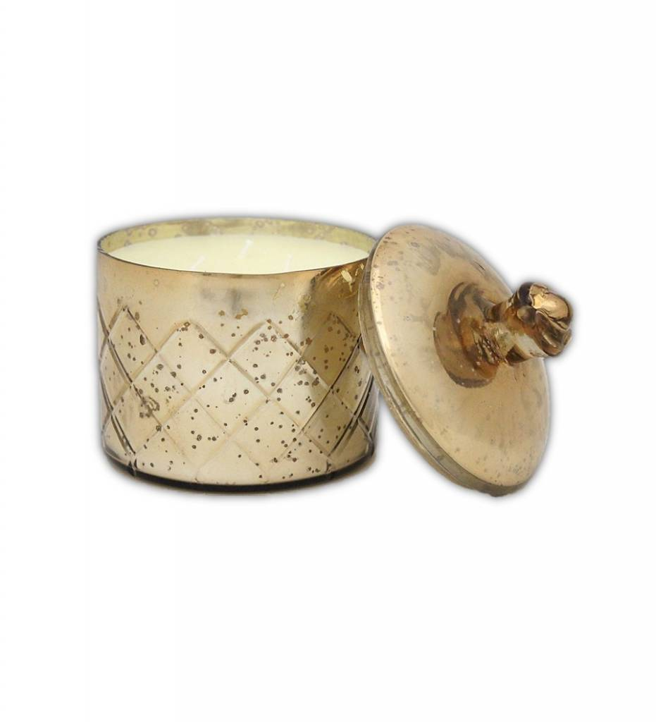 JD Candles Solstice Candle Cuivre