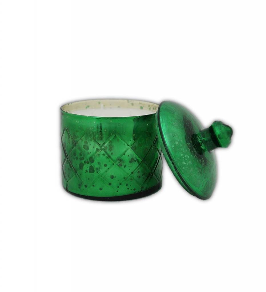 JD Candles Solstice Candle Vert