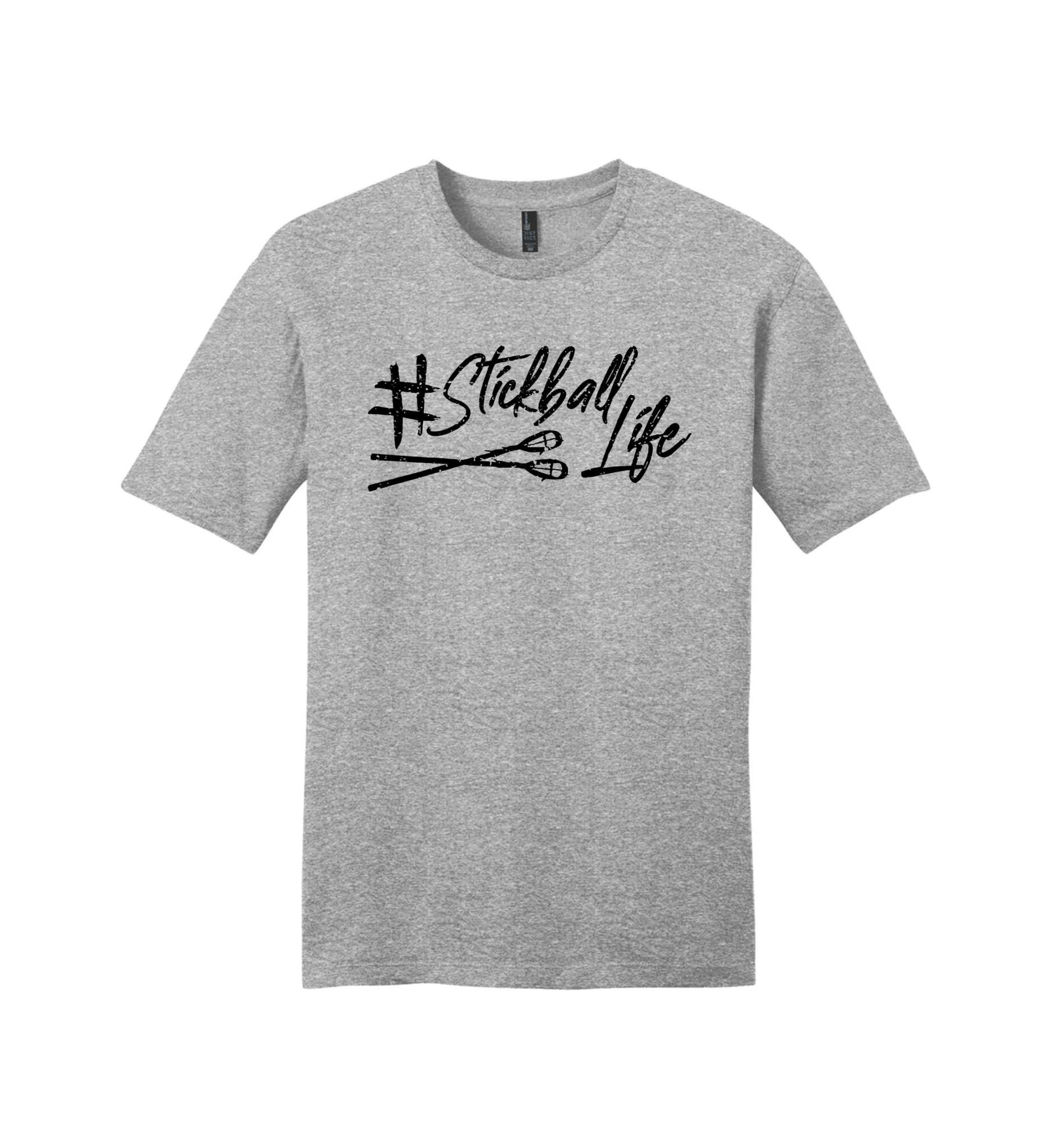 STICKBALL LIFE TEE GREY