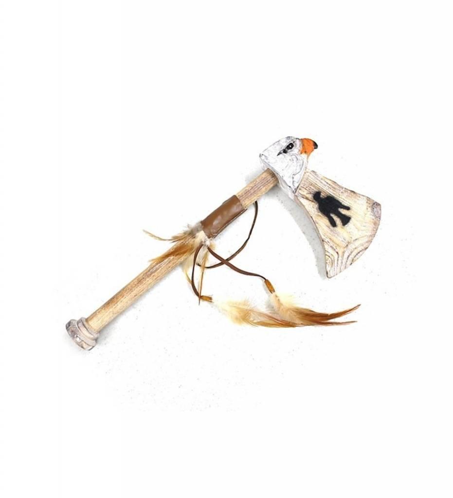 Wooden Eagle Tomahawk