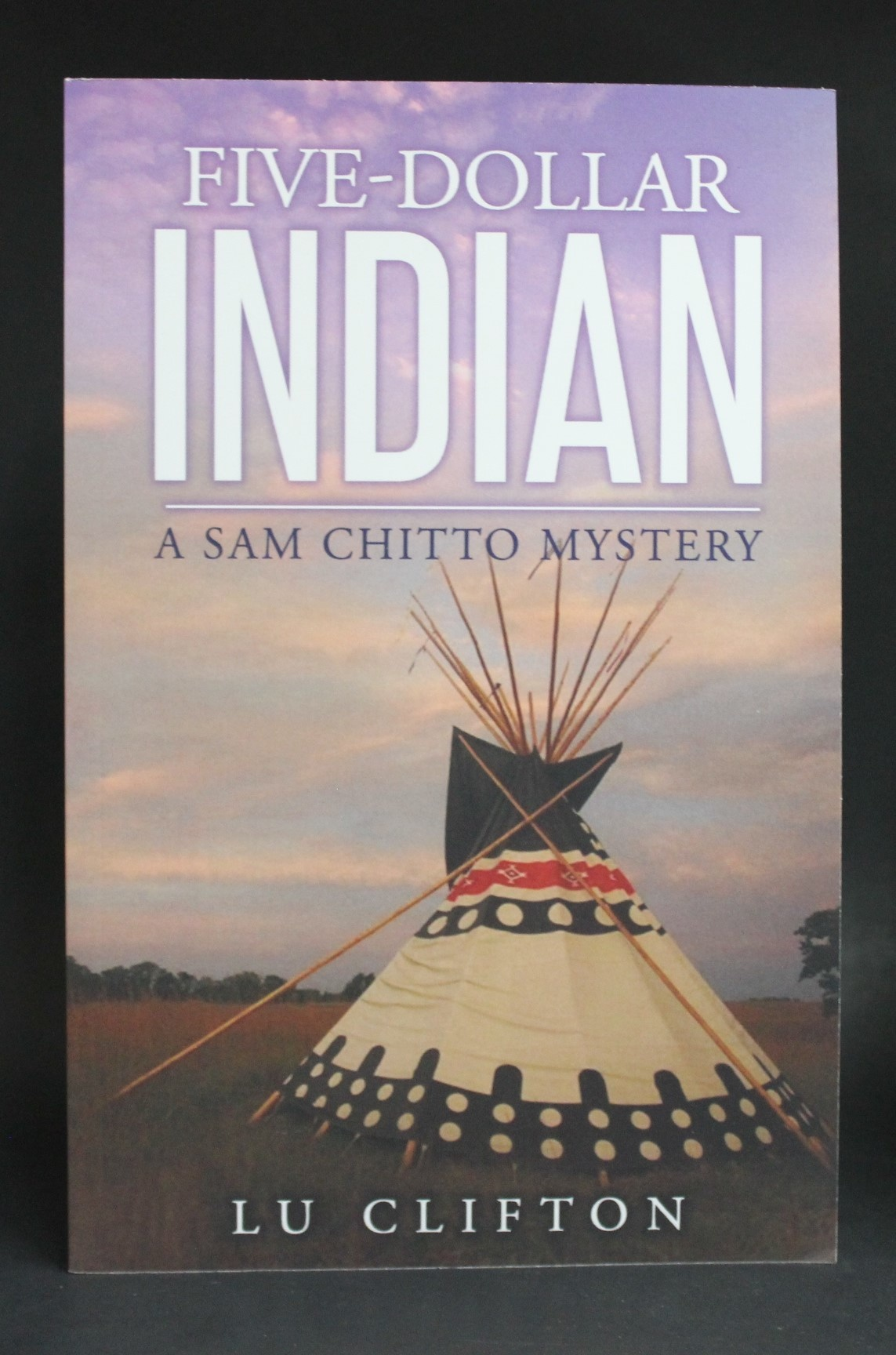 *LC Five-Dollar Indian, A Sam Chitto mystery