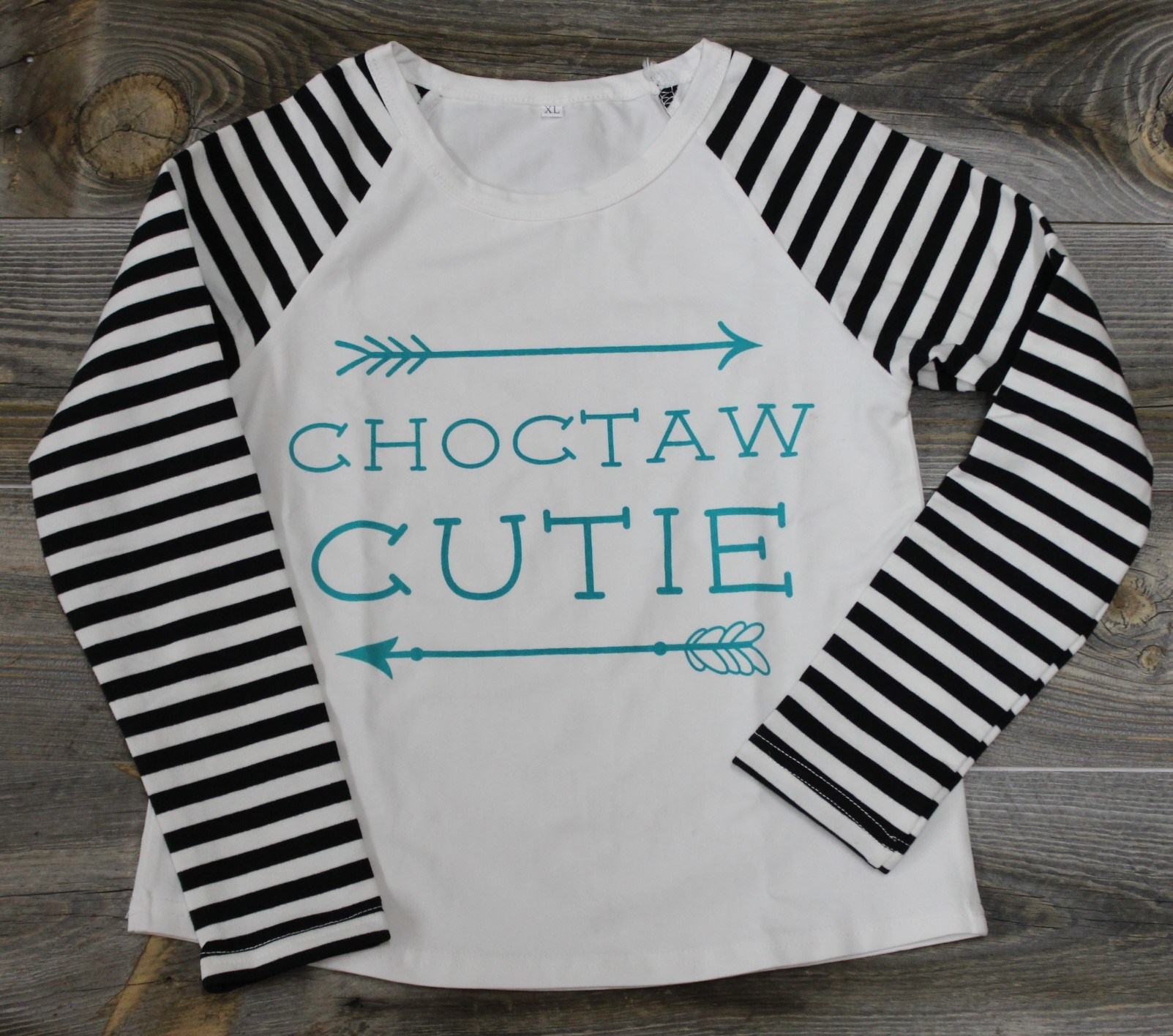 Choctaw Cutie Toddler Tees