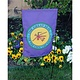 "12"" X 18"" CNO Garden Flag with Stake"