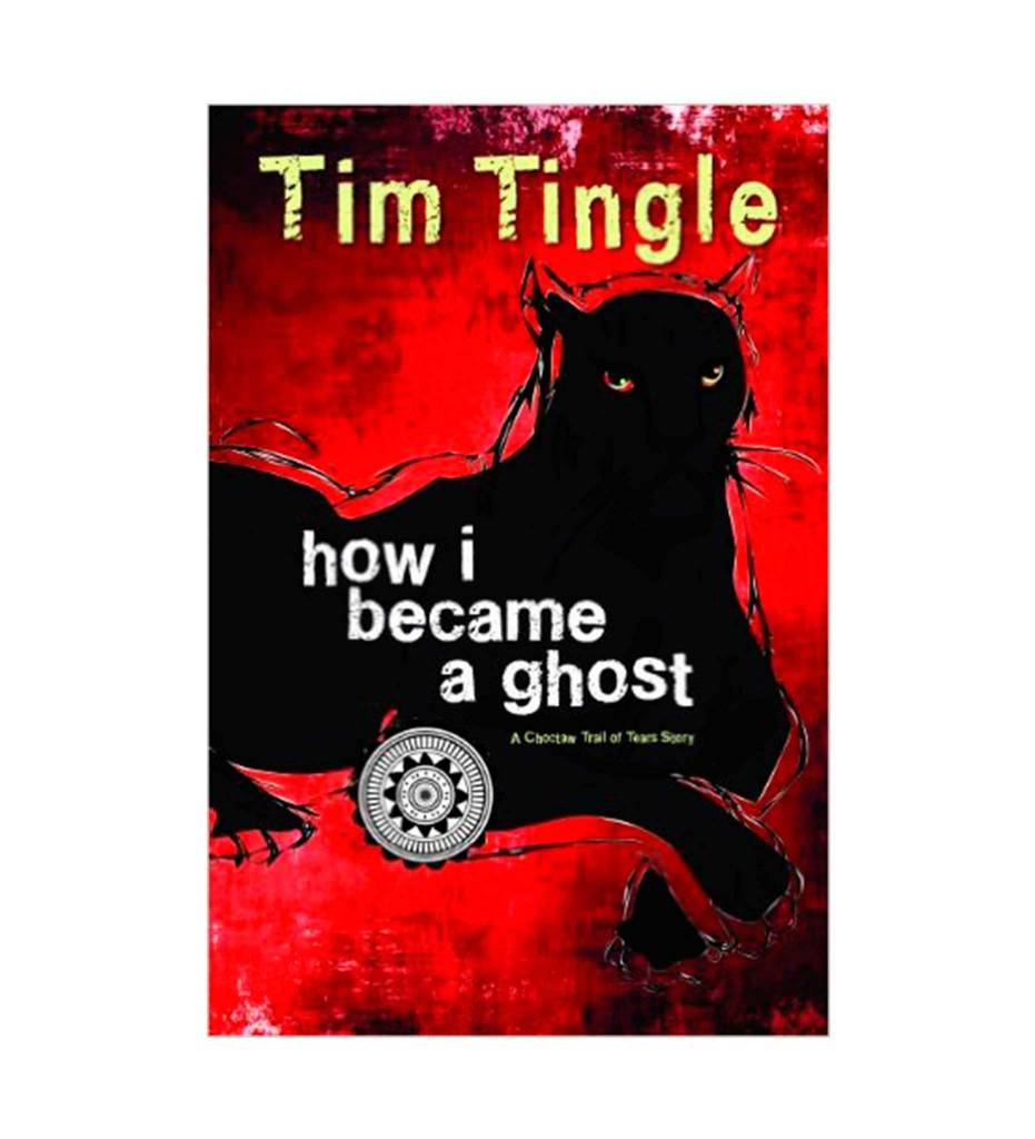 """How i became a ghost"" (How I Became a Ghost Series) - Paperback – June 2013 by Tim Tingle (Author)"