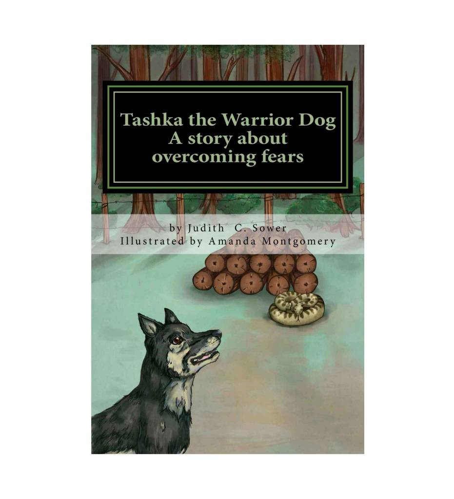 *JCS Tashka the Warrior Dog:  A story about overcoming fears