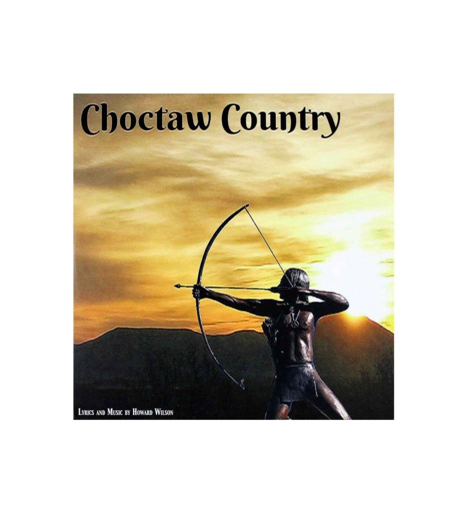 "*HW 013""Choctaw Country"" CD"
