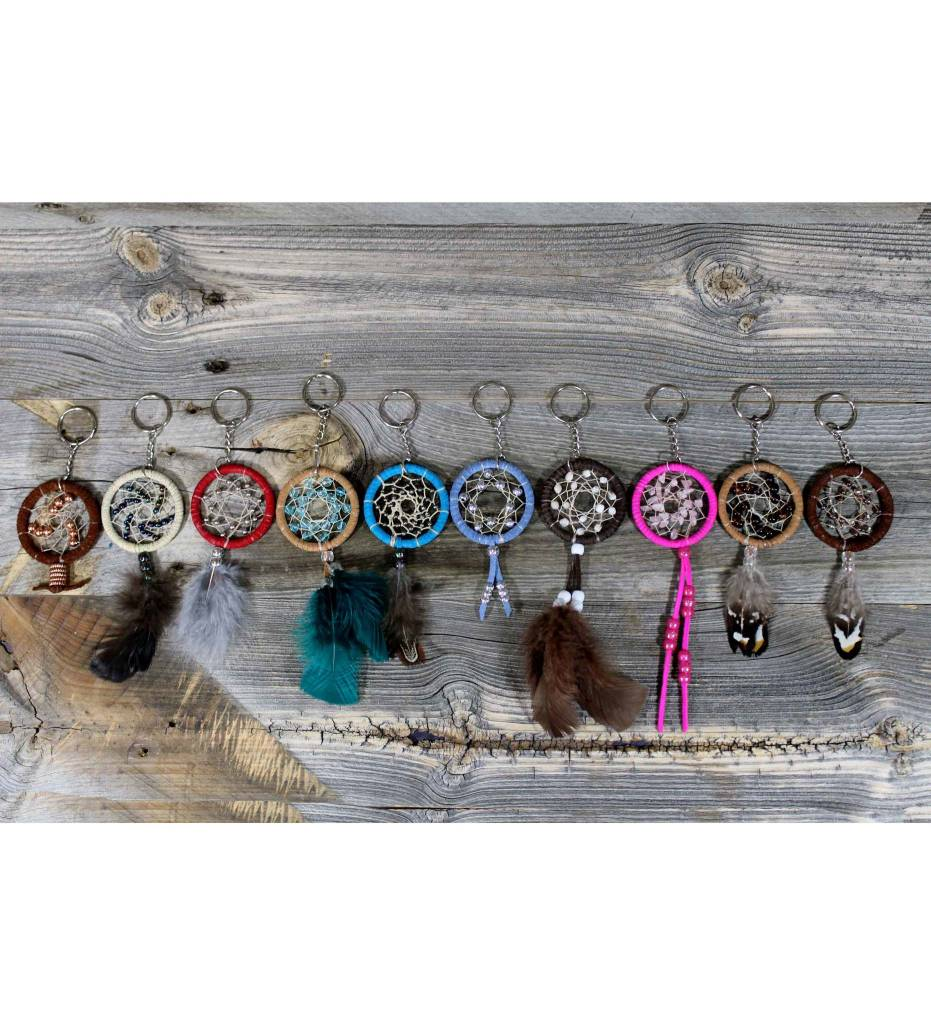 "*BD 2"" Dreamcatcher Key Chain"