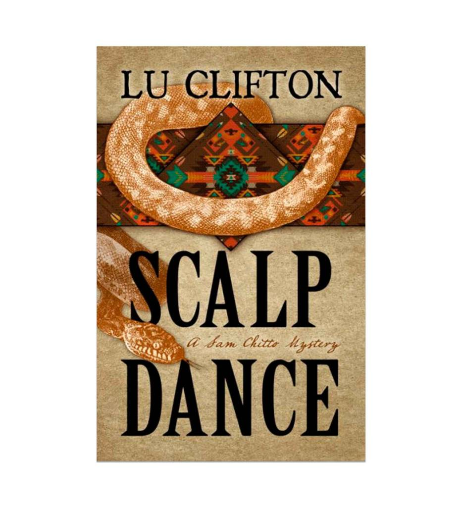 "*LC ""Scalp Dance"" HARDBACK Book"
