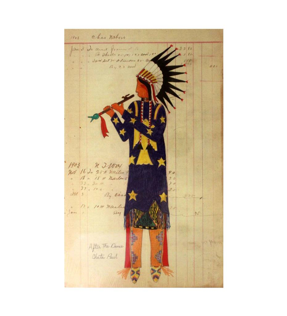 "PH Ledger Art Print, ""After the Dance"""