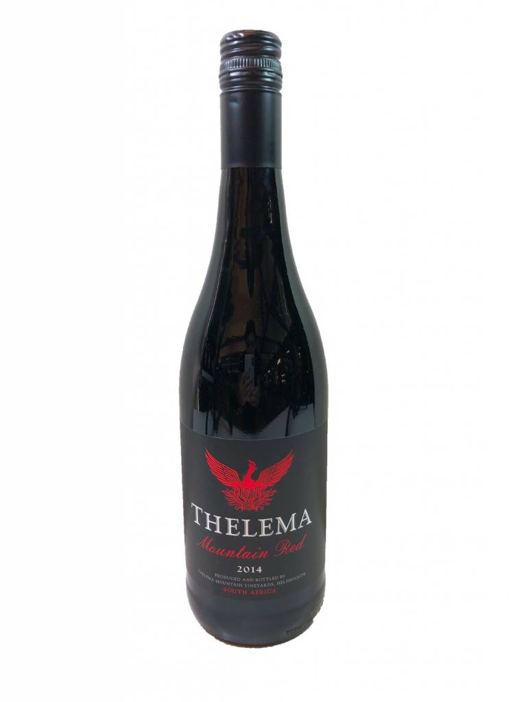 South Africa Thelema Mountain Red