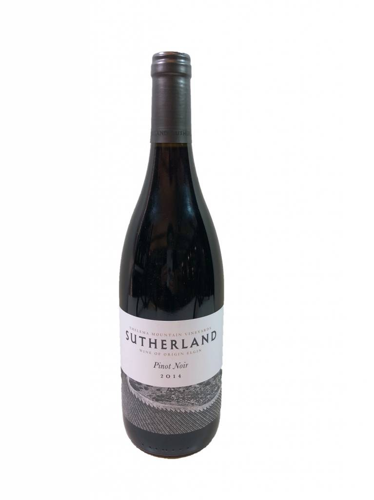 South Africa Sutherland Pinot Noir