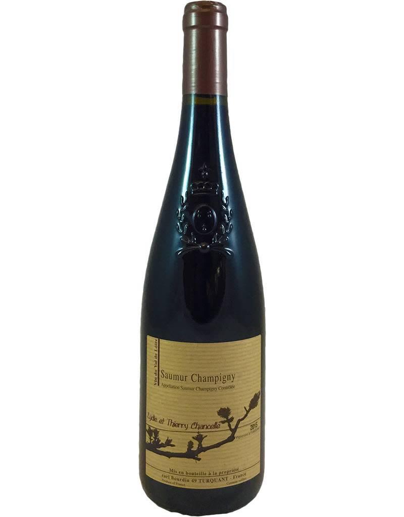France Dom Bourdin-Chancelle Saumur-Champigny