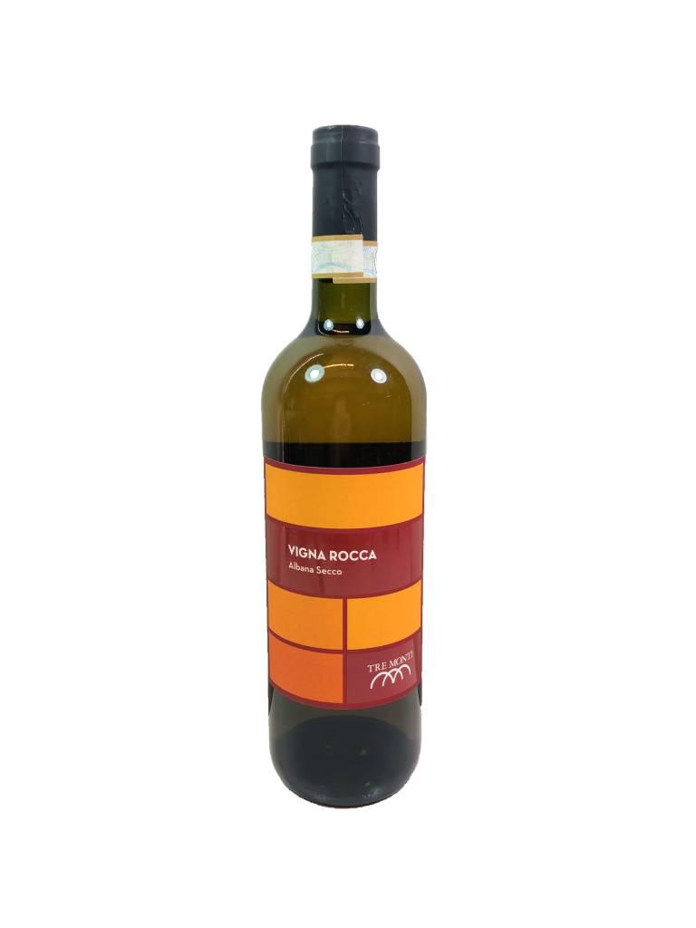 Italy Tre Monti Vigna Rocca Albana (orange wine)