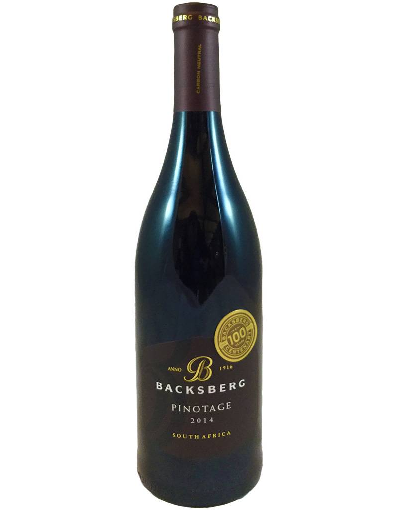 South Africa Backsberg Pinotage