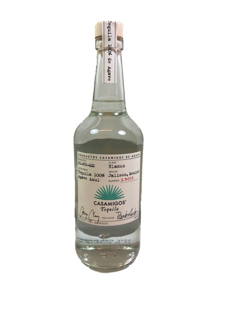 Mexico Casamigos Tequila Blanco 750ml