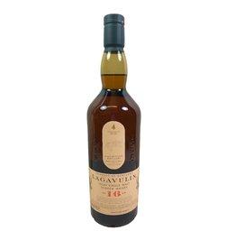 Scotland Lagavulin Islay Single Malt Scotch Whisky 16 years
