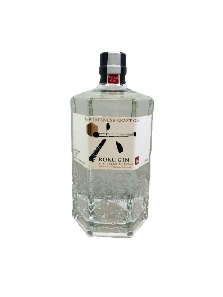 Japan Suntory Roku Gin