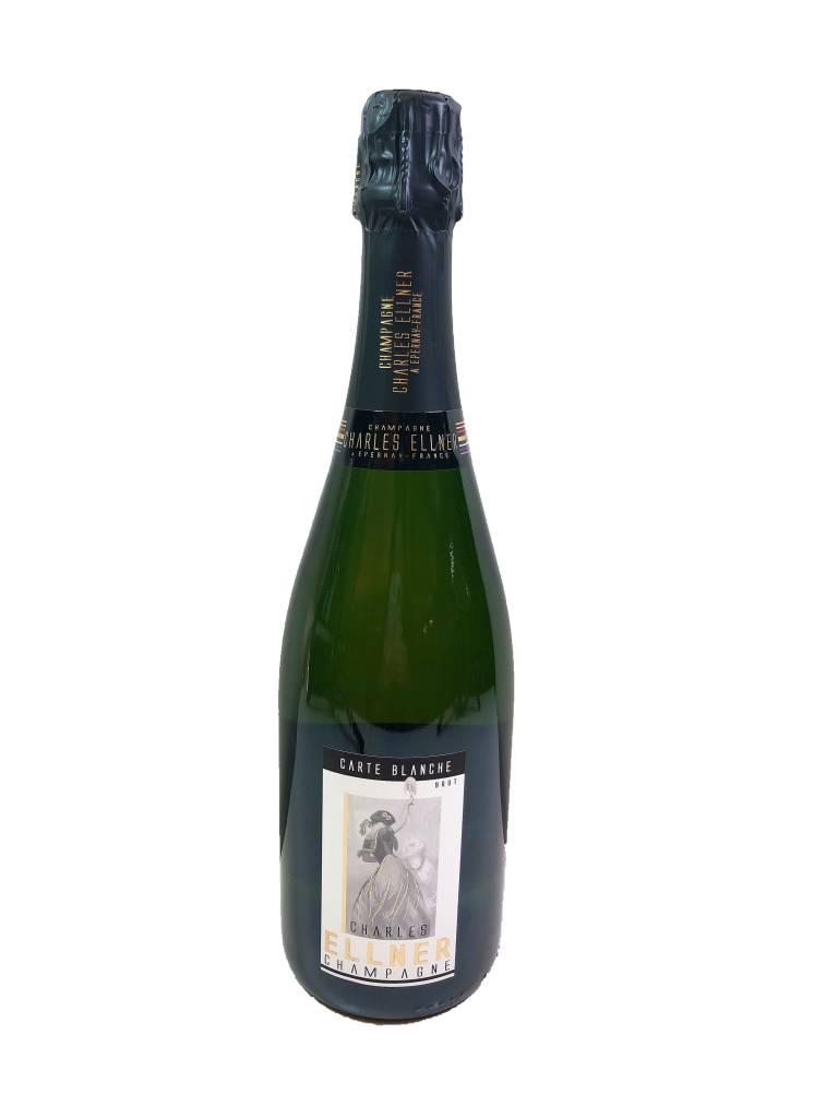 France Charles Ellner Champagne Carte Blanche Brut