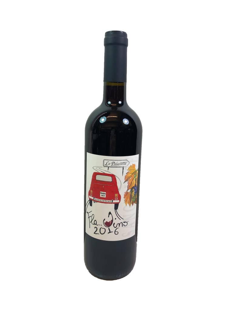 Italy La Palazzetta Toscana Fla Vino Sangiovese