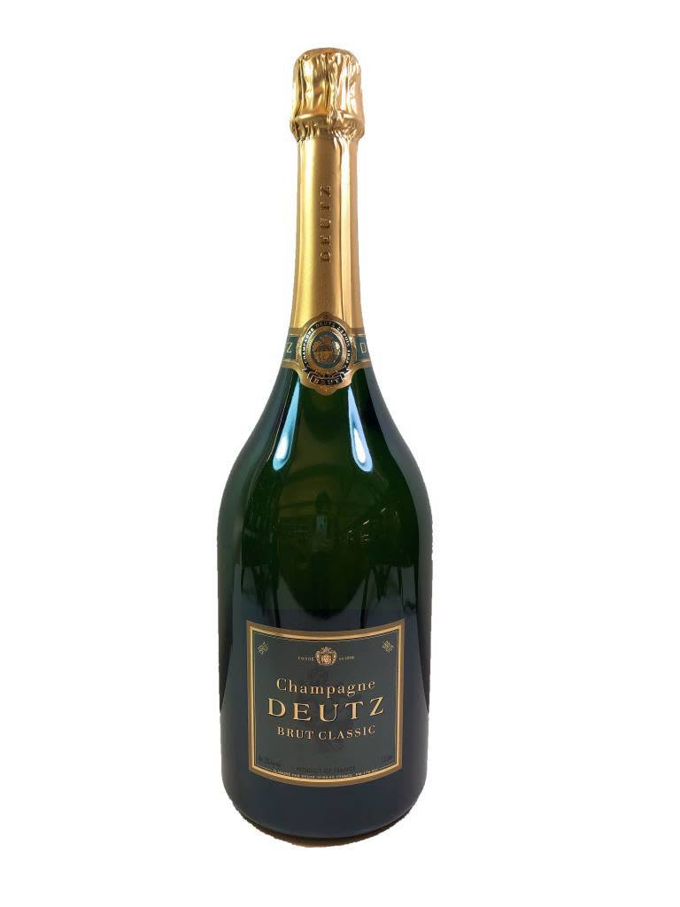 France Champagne Deutz Brut Classic Magnum