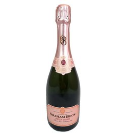 South Africa Graham Beck Brut Rose
