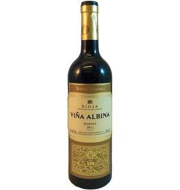 Spain Bodegas Riojanas Vina Albina Rioja Reserva