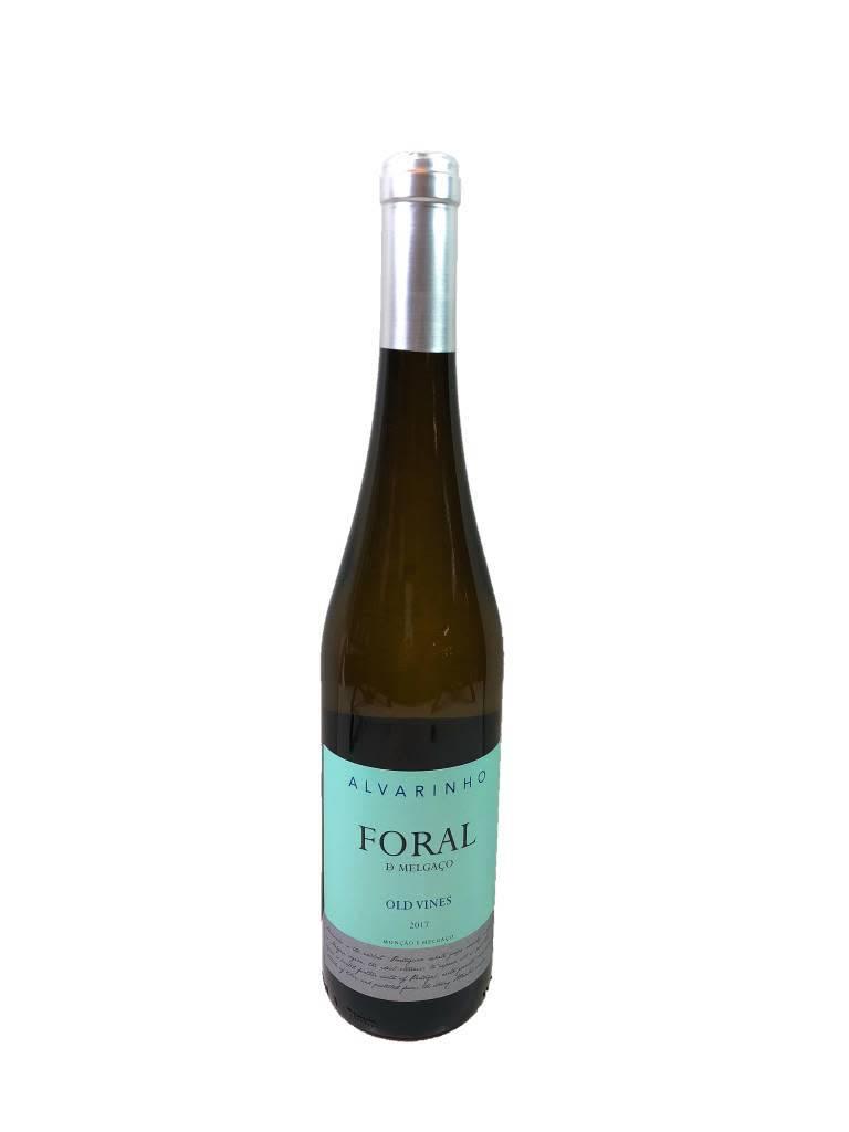 Portugal Foral D Melagaco Alvarinho Vinho Verde