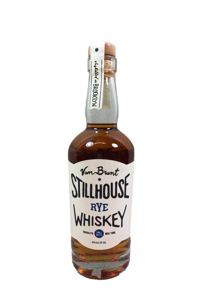 USA Van Brunt Stillhouse Rye Whiskey