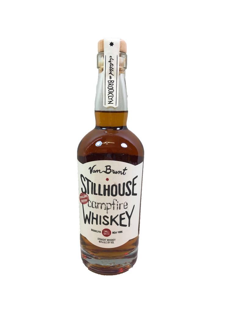 USA Van Brunt Stillhouse Campfire Whiskey