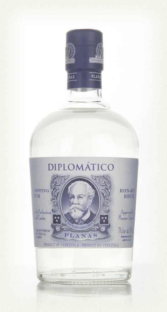 Venezuela Diplomatico Planas White Rum