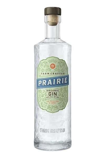 USA Prairie Organic Gin 1L