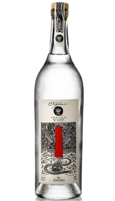 Mexico 123 Tequila No. 1: Blanco