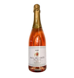 France Paul de Coste Sparkling Brut Rose