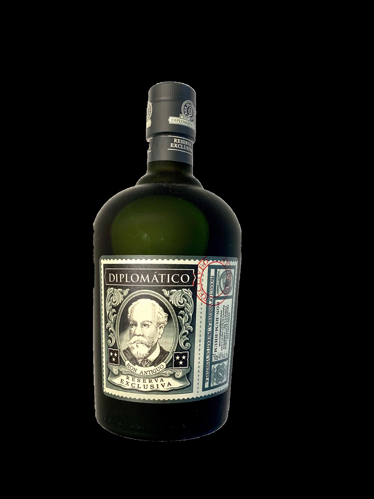 Venezuela Diplomatico Reserva Exclusiva Rum