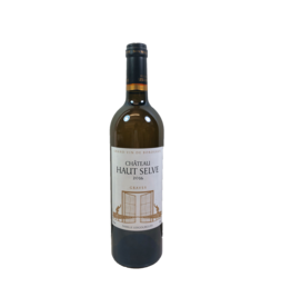 France Chateau Haut Selve Graves White 2017