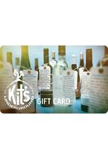 Kit's Gift Card: $100
