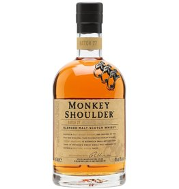 Scotland Monkey Shoulder Batch 27 Blended Malt Scotch Whisky