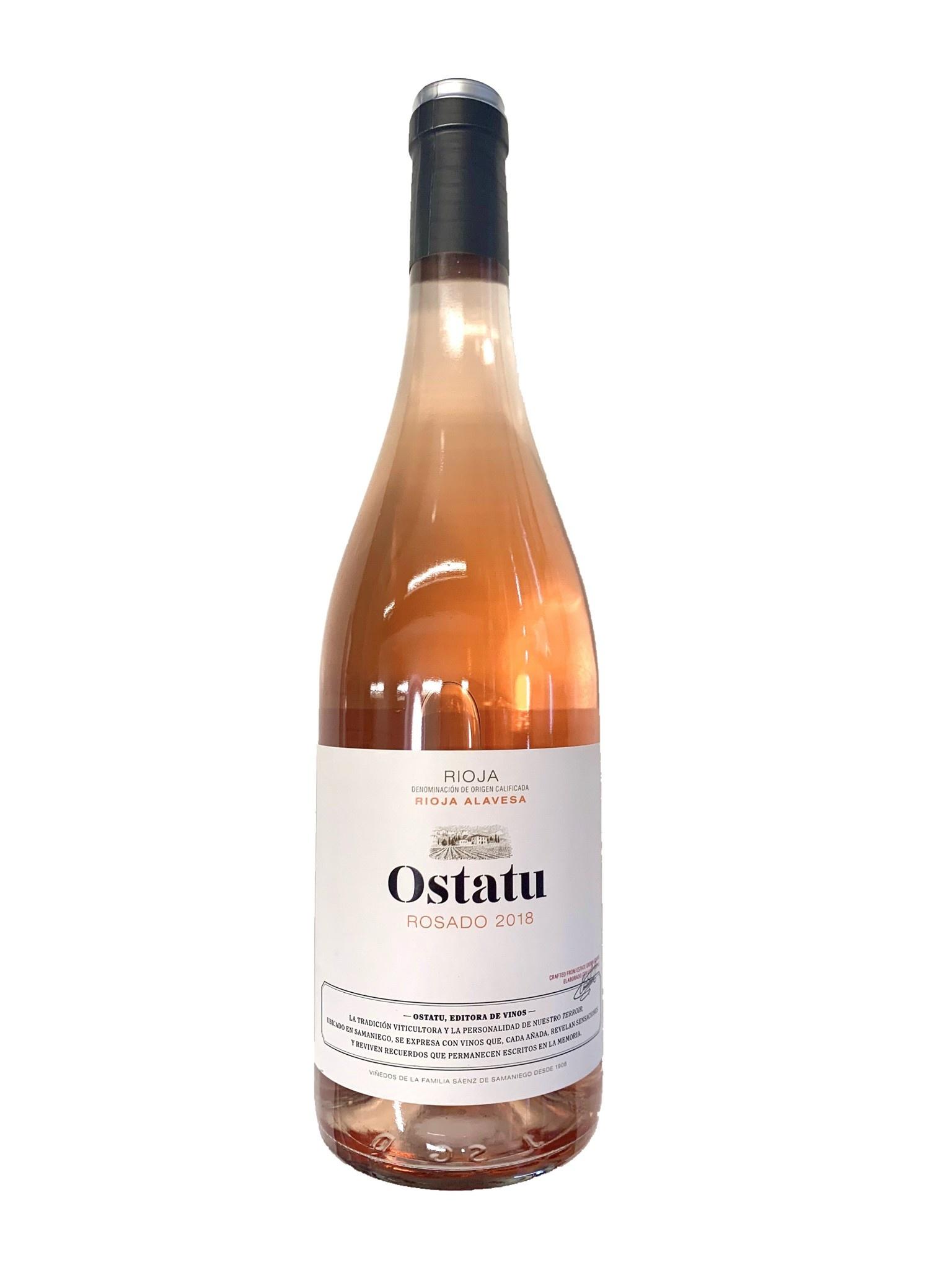Spain Ostatu Rioja Rose 2018