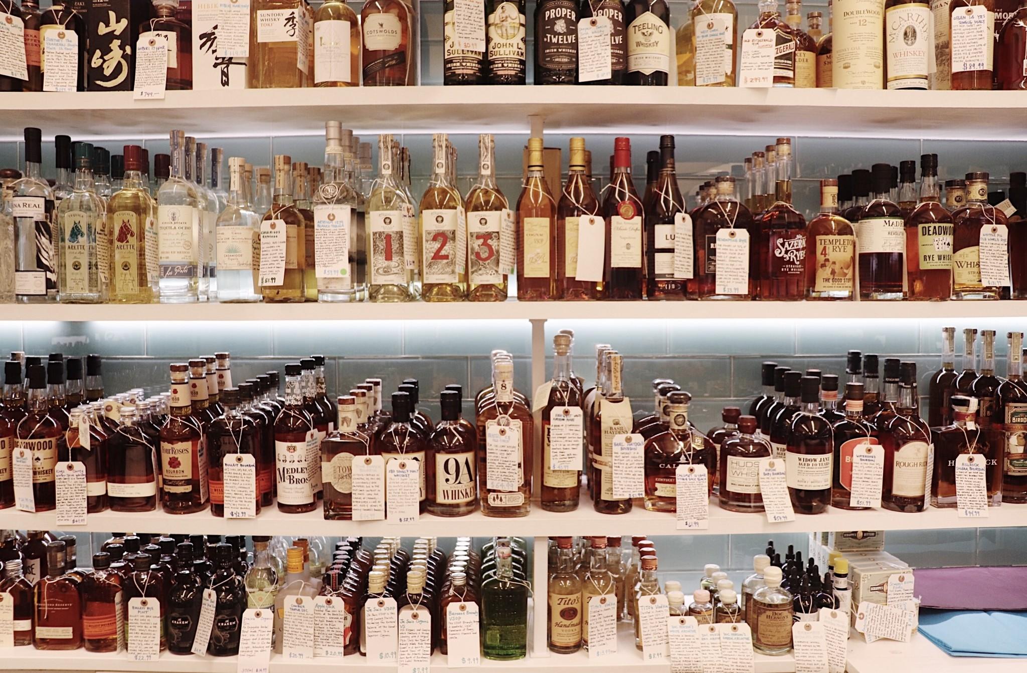 Underground Wine & Spirits - Underground Wine & Spirits