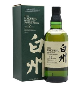 Japan Suntory Hakushu Single Malt 12yr