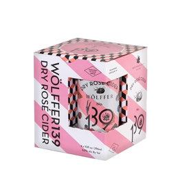 USA Wolffer Rose cider 4 pack
